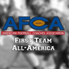 Gono named AFCA Coaches' All-America