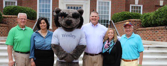 Wesley Day Celebrated