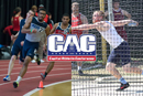 Track & Field's McAnulty, Schlosser Take Home CAC Weekly Honors